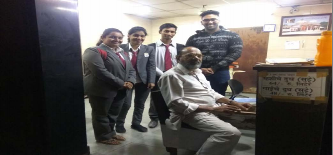 Case Study : Mr. Nasir Khatib-the Milk Man